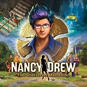 Nancy Drew: le médaillon brisé