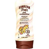 HAWAIIAN Tropic SILK HYDRATION LOTION SPF 30, Lozione - 180 ml (Pack of 1)