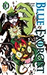 Blue Exorcist Edition simple Tome 10