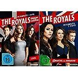 The Royals - Die komplette 1. + 2. Staffel im Set - Deutsche Originalware