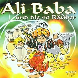 Ali Baba und die 40 Räuber - Various: Amazon.de: Musik