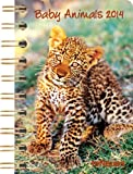 2014 Baby Animals Pocket Deluxe Diary