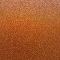 Best Creation 12 x 12-inch Glitter Cardstock of 15 Sheets, Autumn