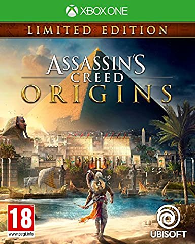 Assassins Creed Xbox - Assassin's Creed Origins - Limited