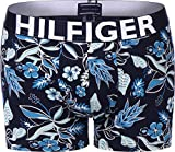 Tommy Hilfiger Trunk Hawaii Boxershorts navy