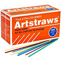 Artstraws School Pack (Thin/ Thick Assorted Colours)