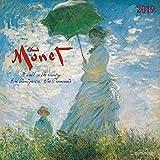 Claude Monet - A Walk in the Country 2019: Kalender 2019 (Tushita Fine Arts)