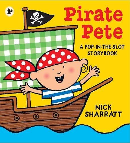 Pirate Pete par Nick Sharratt