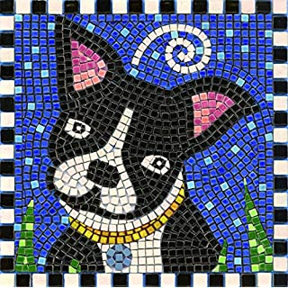 mosaic kit ,20x20cm, Dog