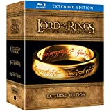 The Lord of the Rings: The Motion Picture Trilogy (Extended Edition) - The Fellowship of the Ring + The Two Towers + The Return of the King