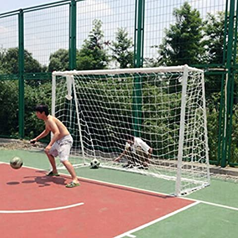Soccer Goal Net Outdoor Football Practice Net Soccer Net for Backyard Portable Soccer Goal Net for Kids