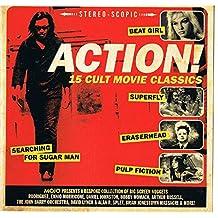 Action! 15 Cult Movie Classics - Mojo Magazine CD