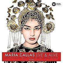 Maria Callas-Live & Alive (Remastered 2017)
