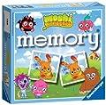 Ravensburger – Moshi Monsters – Mini Memory – 48 Pièces