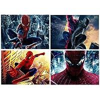 Set 4 Tovagliette Spiderman