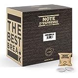 Note d'Espresso Italiano - Bolsitas de Café Arábica - 150 x 7 g, Total: 1050 g