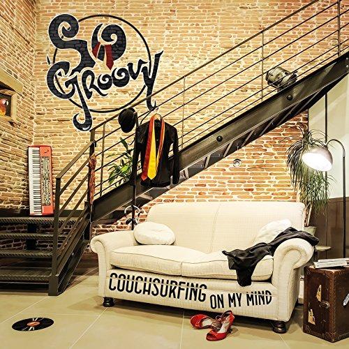 Couchsurfing on My Mind