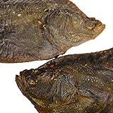 Grobys Futterkiste® Fisch für Hunde getrocknet Flunder ganz als Hundekauartikel, Verpackungseinheit:1 Kilogramm