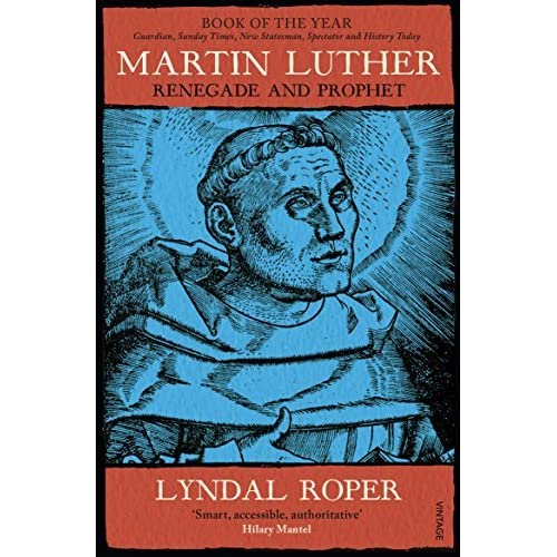 Martin Luther by Lyndal Roper(2016-07-26)