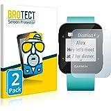BROTECT Protection Ecran Mat pour Garmin Forerunner 35/30 [2 Pièces] - Anti-Reflet