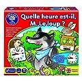 Orchard Toys - Jeu Quelle Heure Est-Il M. le Loup, 183