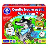 Orchard Toys Jeu Quelle Heure Est-Il M. Le Loup, 183
