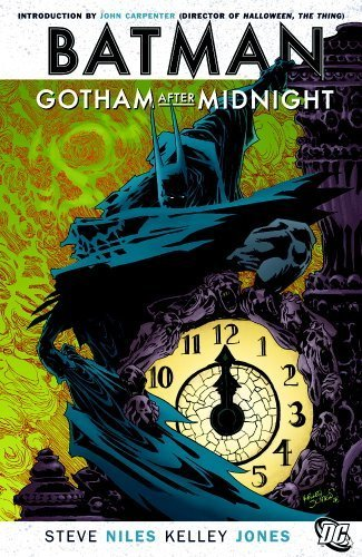 Batman: Gotham After Midnight by Niles, Steve (2009) Paperback