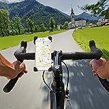 Handyhalterung fahrrad iphone 8 plus neue fixierung der extremen Härte fahrradhalterung iphone 8...
