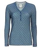 Produkt-Bild: PiP Studio Damen Long Sleeve Langarmshirt Tekla Buttons up 260496