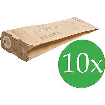 Kombidüse 10 Staubsaugertüten geeignet für Vorwerk Kobold 118,119,120,121,122