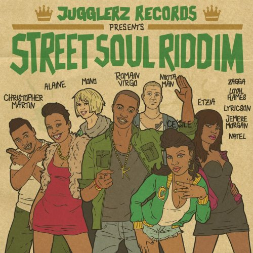 Street Soul Riddim Selection