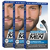 JUST FOR MEN MOUSTACHE [MEDIUM DARK BROWN,3]