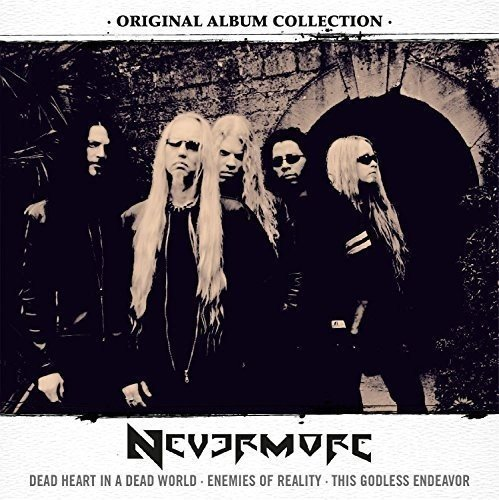 Original Album Collection by NEVERMORE (2013-08-03)
