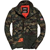 Superdry Mixed Rookie Eagle Claw Camo