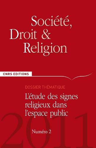 Société, droit et religion n°2