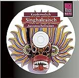 Reise Know-How Kauderwelsch AusspracheTrainer Singhalesisch (Audio-CD): Kauderwelsch-CD