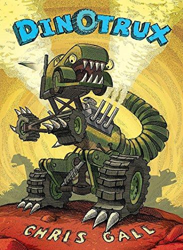 Dinotrux (Monster Truck Board Book)