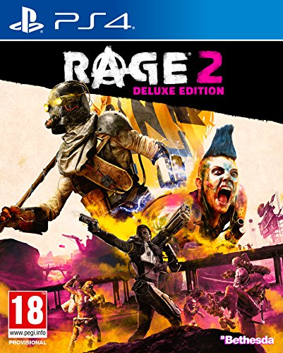 Rage 2 Deluxe Edition (PS4)