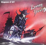 Living Death: Vengeance of Hell (Ltd.Grey/Red Vinyl/Poster) [Vinyl LP] (Vinyl)