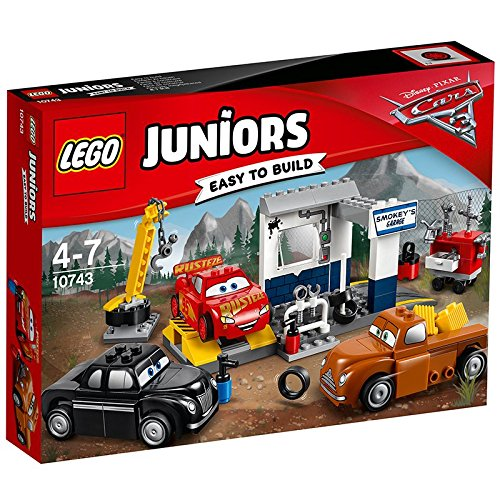 LEGO JUNIORS   TALLER DE SMOKEY (10743)