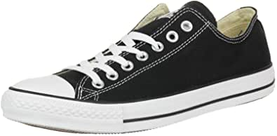 Converse ALL Star Ox Optical Scarpe Sportive Basse Nere M9166