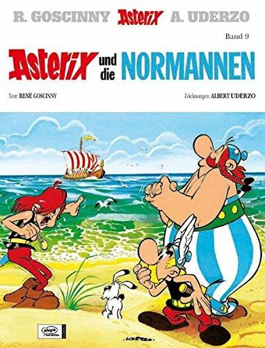Asterix und die Normannen  Bd. 9