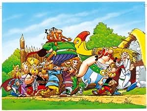 Ravensburger - Puzzle enfant - Retour Au Village / Astérix - 150 Pièces