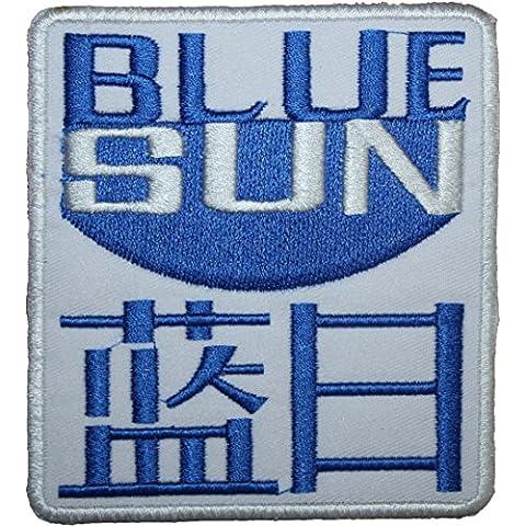 Firefly Serenity Blue Sun Logo Patch 4