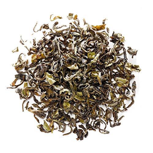 Tè nero Darjeeling - Colto nella famosa tenuta Goldphara - Pregiato tè in foglia - Proveniente dall'Himalaya 100g