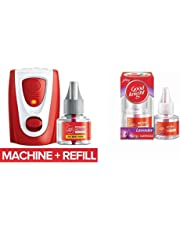 Godrej Goodknight Power Activ+ System, Mosquito Repellent Combo Pack (Machine + Refill)