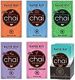 David Rio Chai Latte Probierpaket (6 Portionsbeutel)
