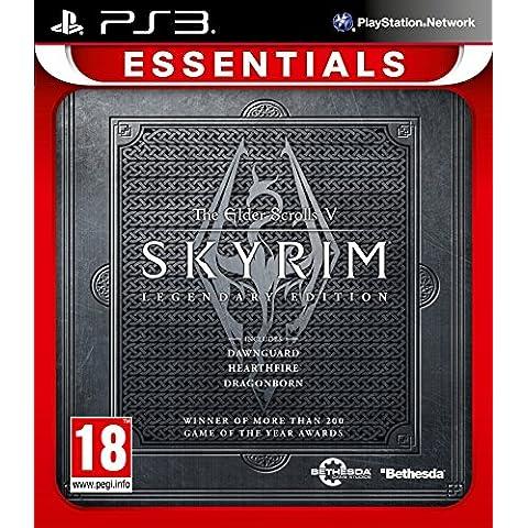 The Elder Scrolls V: Skyrim Legendary Edition [Importación Inglesa]