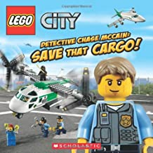 Lego City: Detective Chase McCain: Save That Cargo!