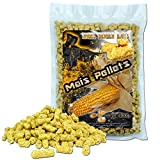 Angel Berger Maispellets Pellets Sweet Corn (Mais Natur, 3Kg)